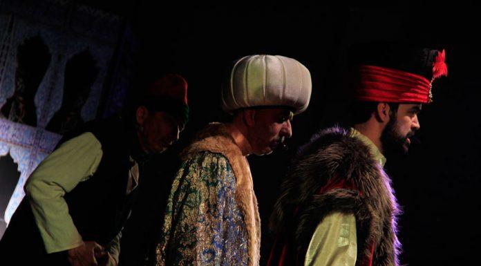 """Osmanlı """"Kıtalara Sığmayan Aşk"""" 2014"""