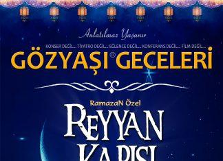 Reyyan Kapısı - Gözyaşı Geceleri